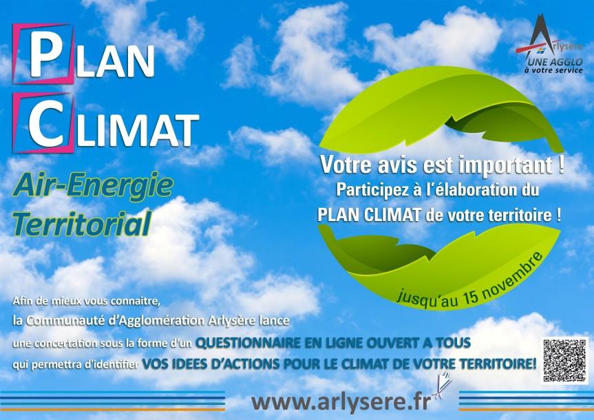 Arlysère – Changement climatique, mais pasque…